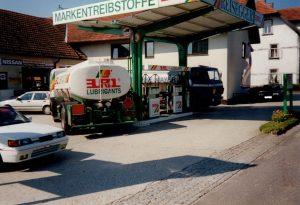 Eurol Tankstelle Reisegger